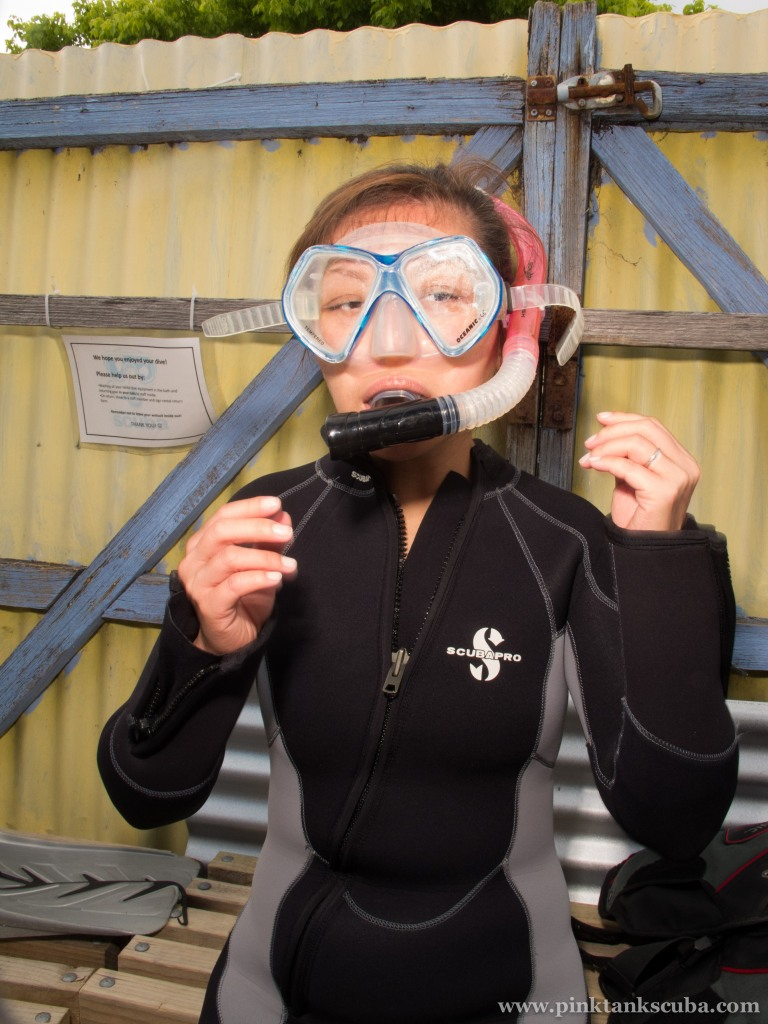 Jen and Snorkel