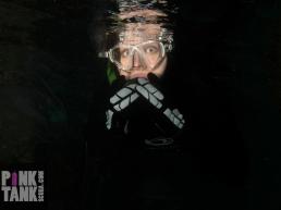 LOGO Female Free Diver